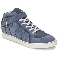 Skor Herr Höga sneakers Vivienne Westwood HIGH TRAINER Blå