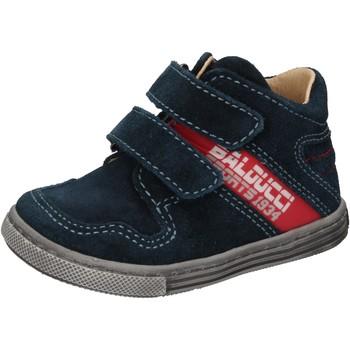 Skor Pojkar Höga sneakers Balducci Sneakers AD585 Blå
