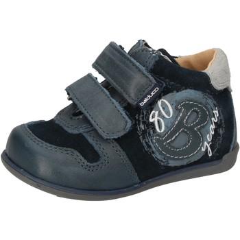 Skor Pojkar Höga sneakers Balducci Sneakers AD588 Blå