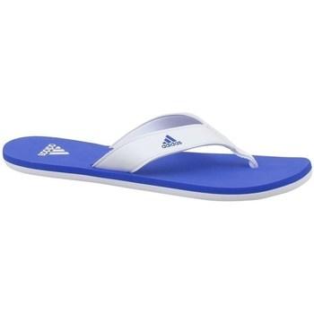 Skor Barn Flip-flops adidas Originals Beach Thong 2 K Vit, Blå