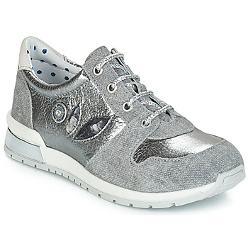 Skor Flickor Sneakers Catimini CHOCHOTTE Grå