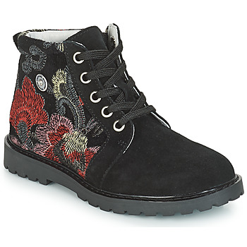 Skor Flickor Boots Catimini CAHAUT Svart