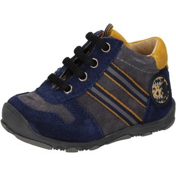 Skor Pojkar Höga sneakers Balducci Sneakers AD597 Blå