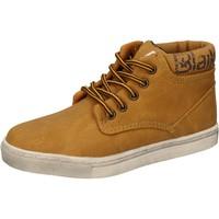 Skor Pojkar Höga sneakers Blaike Sneakers AD702 Gul