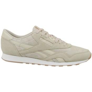 Skor Herr Sneakers Reebok Sport CL Nylon SG Beige