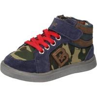 Skor Pojkar Höga sneakers Blaike Sneakers AD769 Blå