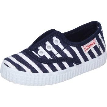 Skor Pojkar Sneakers Cienta AD823 Blå