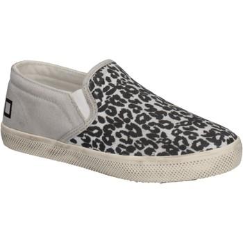 Skor Flickor Slip-on-skor Date Sneakers AD838 Vit