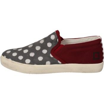 Skor Flickor Slip-on-skor Date Sneakers AD841 Violett