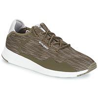 Skor Herr Sneakers Le Coq Sportif SOLAS PREMIUM Olivfärgad / Stenfärgad