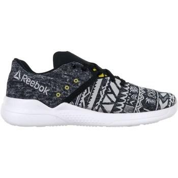 Skor Dam Sneakers Reebok Sport Cardio Edge Low Vit,Svarta,Gråa