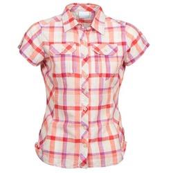 textil Dam Kortärmade skjortor Columbia CAMP HENRY Flerfärgad