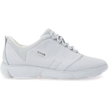 Skor Dam Sneakers Geox Nebula Gråa