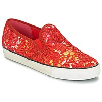 Skor Dam Slip-on-skor Colors of California LACE SLIP Flerfärgad