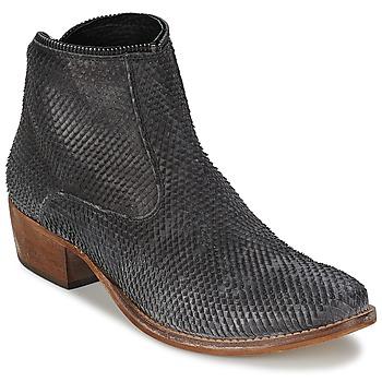 Skor Dam Boots Meline ELISE Svart