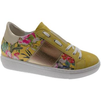 Skor Dam Sneakers Calzaturificio Loren LOC3785gi nero