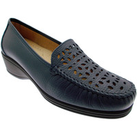 Skor Dam Loafers Calzaturificio Loren LOK3987bl blu