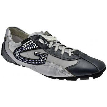 Skor Herr Sneakers Alberto Guardiani  Blå