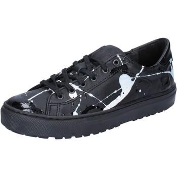 Skor Dam Sneakers Date AB561 Svart