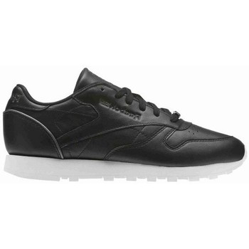 Skor Dam Sneakers Reebok Sport CL Lthr Vit,Svarta