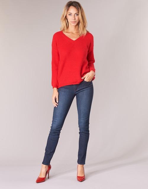 textil Dam Skinny Jeans Emporio Armani ISIWA Blå