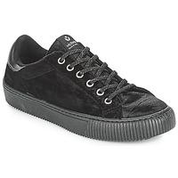 Skor Dam Sneakers Victoria DEPORTIVO TERCIOPELO Svart