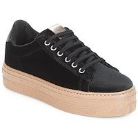 Skor Dam Sneakers Victoria DEPORTIVO TERCIOPELO/CARAM Svart