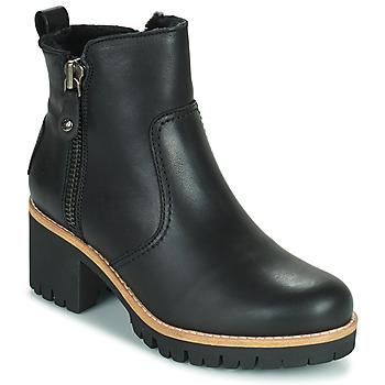 Skor Dam Boots Panama Jack PAULINE Svart