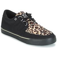 Skor Sneakers TUK SNEAKER CREEPER Svart / Brun