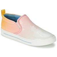Skor Dam Slip-on-skor Marc by Marc Jacobs CUTE KICKS Flerfärgad