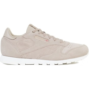 Skor Barn Sneakers Reebok Sport CL Leather Mcc Beige