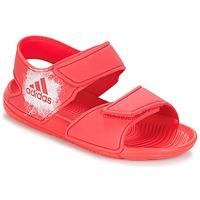 Skor Flickor Sandaler adidas Performance ALTASWIM C Rosa