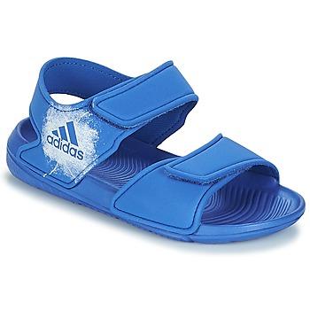 Skor Barn Sandaler adidas Performance ALTASWIM C Blå