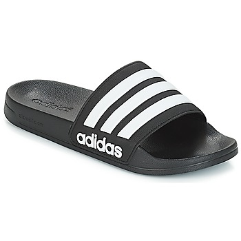Skor Flipflops adidas Originals ADILETTE SHOWER Svart