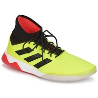 Skor Herr Fotbollsskor adidas Originals PREDATOR TANGO 18.1 TR Gul / Svart / Röd
