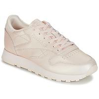 Skor Dam Sneakers Reebok Classic CLASSIC LEATHER Rosa