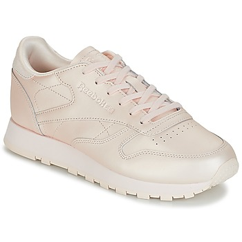 Skor Dam Sneakers Reebok Classic CLASSIC LEATHER Rosa