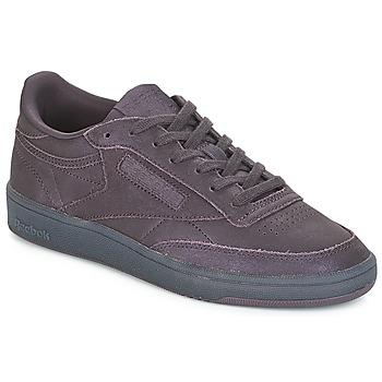 Skor Dam Sneakers Reebok Classic CLUB C 85 Violett