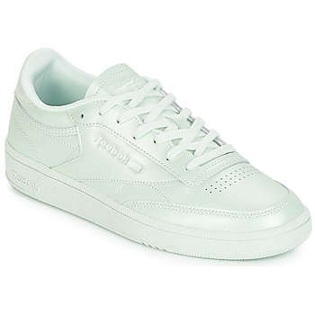 Skor Dam Sneakers Reebok Classic CLUB C 85 Blå
