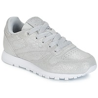 Skor Flick Sneakers Reebok Classic CLASSIC LEATHER C Silver