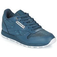 Skor Barn Sneakers Reebok Classic CLASSIC LEATHER J Marin