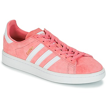 Skor Dam Sneakers adidas Originals CAMPUS W Rosa