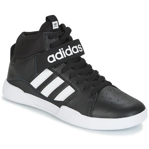 adidas skor vita höga, adidas Originals Kofta black Kvinna