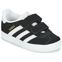 Skor Barn Sneakers adidas Originals GAZELLE CF I Svart