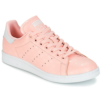 Skor Dam Sneakers adidas Originals STAN SMITH W Rosa