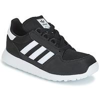 Skor Barn Sneakers adidas Originals OREGON C Svart