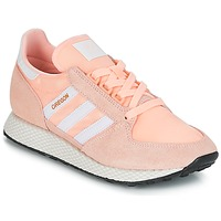 Skor Dam Sneakers adidas Originals OREGON W Rosa