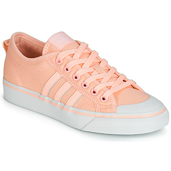 Skor Dam Sneakers adidas Originals NIZZA W Rosa