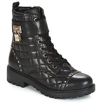 Skor Dam Boots Guess HOLDY Svart