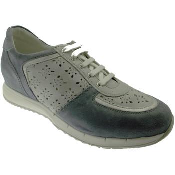 Skor Dam Sneakers Calzaturificio Loren LOC3795bl blu